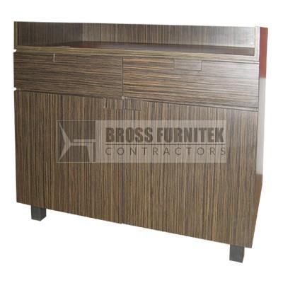 Mesa Condiment Cabinet